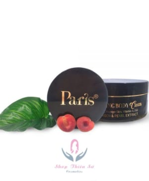 Kem Make Up Body Whitening Body Cream Day Paris