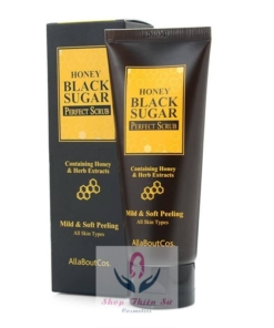 Kem Tẩy Tế Bào Honey Black Sugar Perfect Scrub