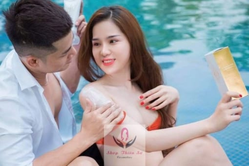 Kem Truyền Trắng Crystal White Body Cream Eunyul 150g