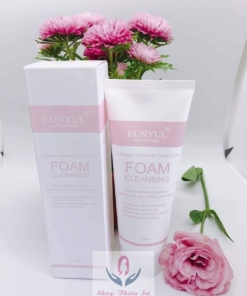Sữa Rửa Mặt Collagen Foam Cleansing Eunyul 150ml