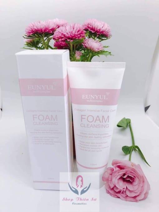 Sữa Rửa Mặt Collagen Foam Cleansing Eunyul 150ml