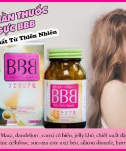 Thành phần thuốc nở ngực BBB