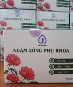 Thuốc ngâm phụ khoa Đông y gia truyền