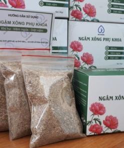 Thuốc xông ngâm phụ khoa Đông y gia truyền Nam Hoàng