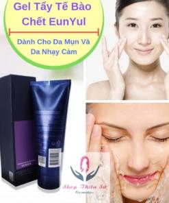 Gel Tẩy Tế Bào Chết Cho Mặt Eunyul Advanced B5 Hydration Peeling dành cho da mụn và da nhạy cảm