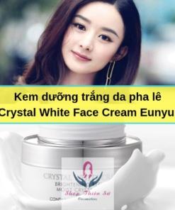 Kem Truyền Trắng Da Pha Lê Eunyul Crystal White Face Cream 50g