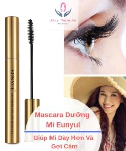 Mascara Dưỡng Mi Cong Dài Chắc Khỏe Eunyul Moisture Curling Giúp Mi Dày Hơn Và Gợi Cảm