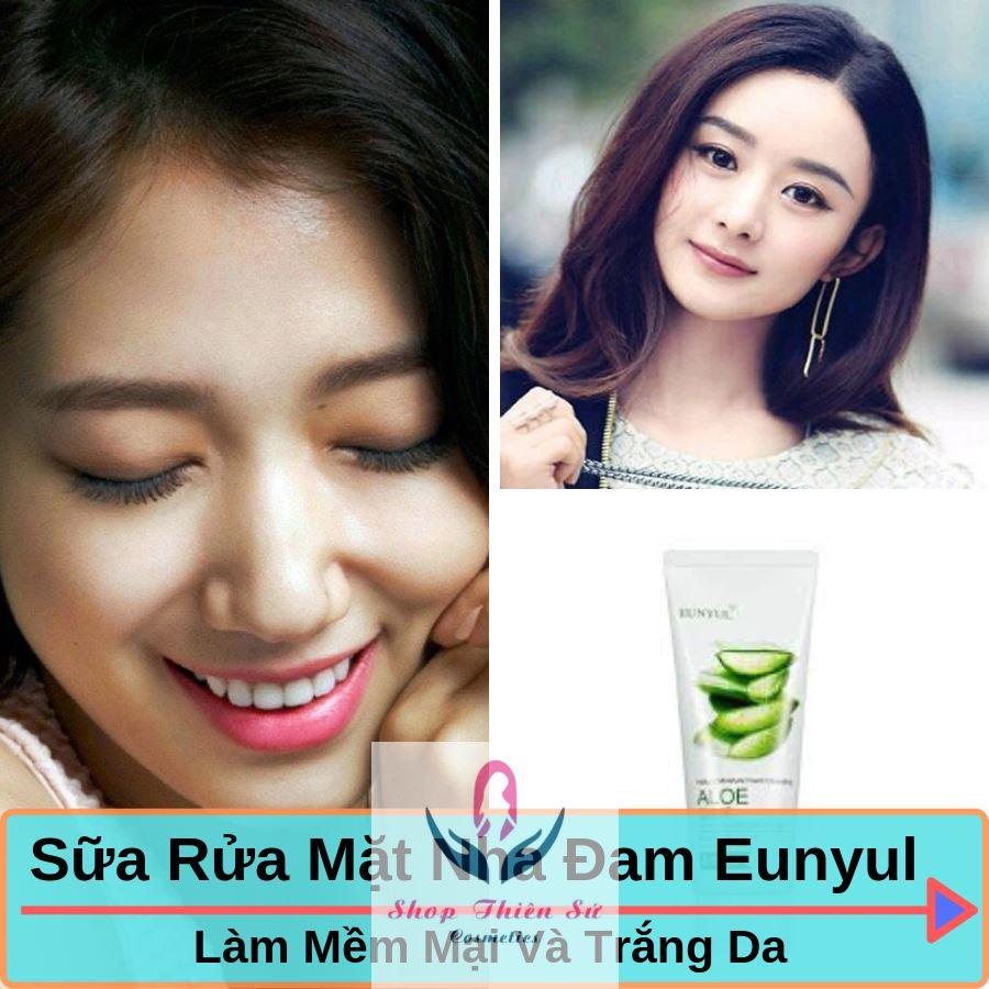 Sữa Rửa Mặt Nha Đam Eunyul Dành Cho Da Khô 150ml