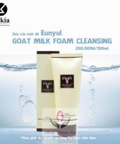 Sữa Rửa Mặt Sữa Dê Eunyul