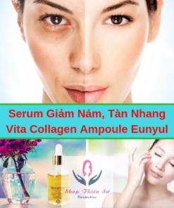 Serum Tái Tạo Da Làm Mờ NámEunyul Vita Collagen Ampoule 150ml