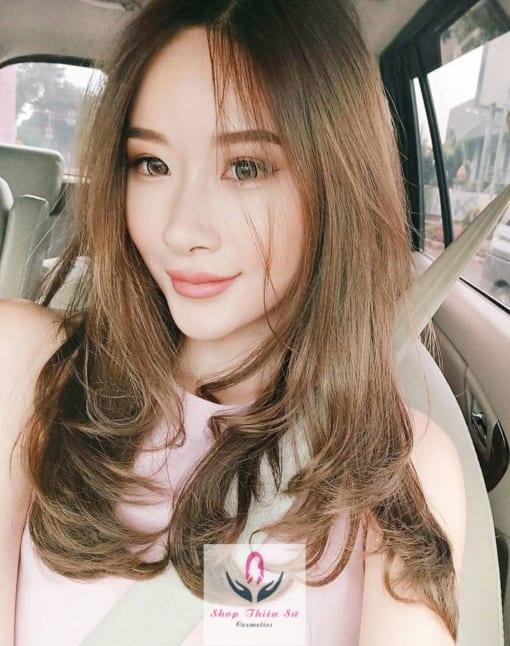Son Kem Siêu Lì Touch Liptint Eunyul màu sắc hồng cam