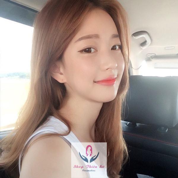 Son Kem Siêu Lì Touch Liptint Eunyul màu sắc hồng san hô