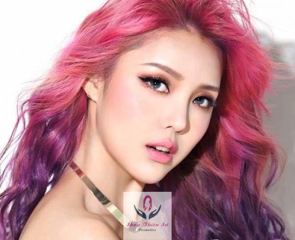 Son Kem Siêu Lì Touch Liptint Eunyul sắc hồng baby