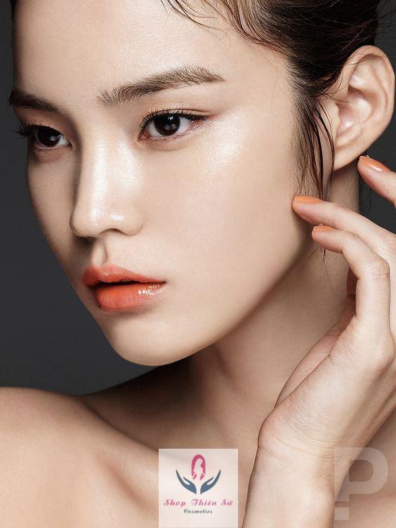 Son Sáp Touch Liptick Eunyul màu đỏ cam