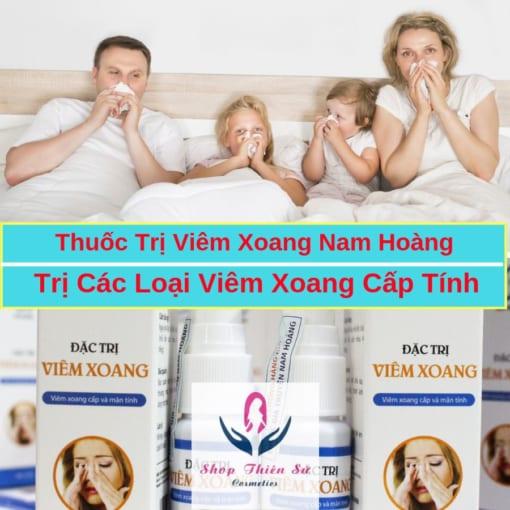Thuốc Trị Viêm Xoang Đông Y Nam Hoàng 15ml