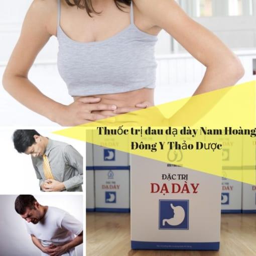Thuốc trị đau dạ dày Nam Hoàng Đông y thảo dược gia truyền