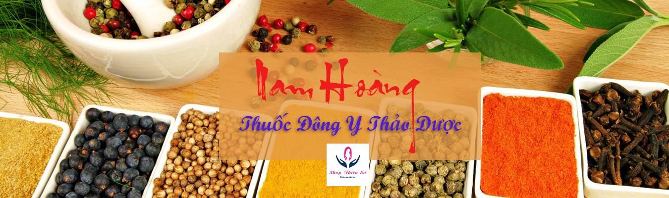 Banner thuốc đông y Nam Hoang