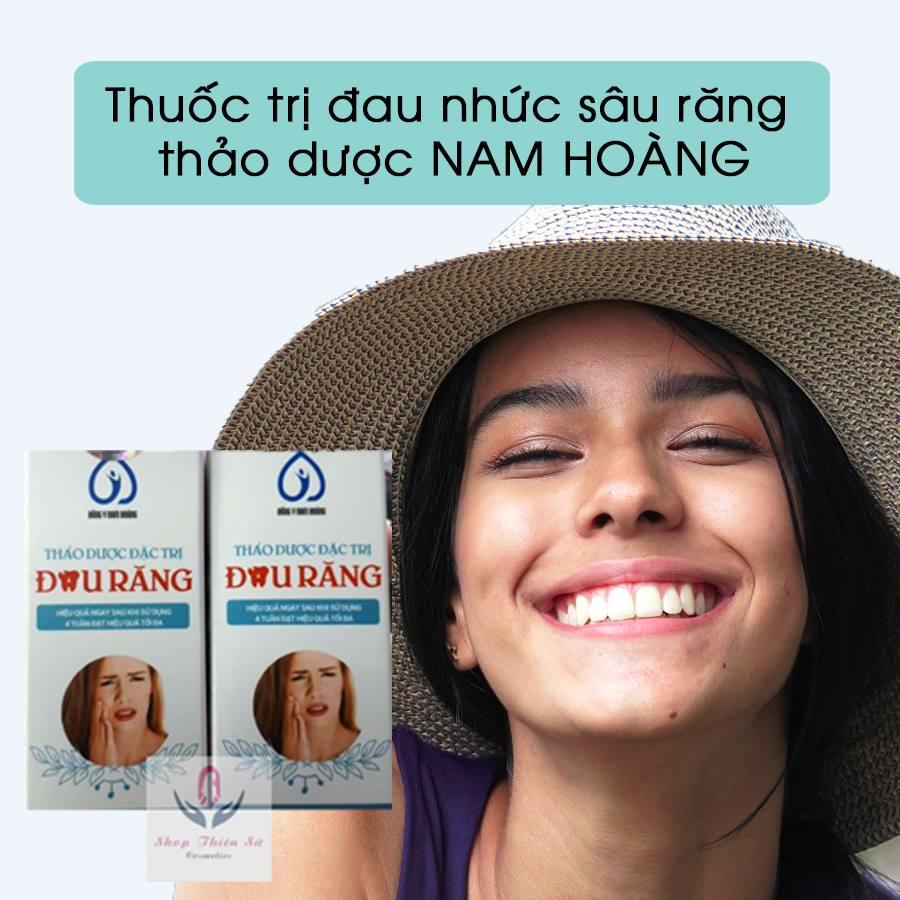 Thuốc đau răng thảo dược Nam Hoàng