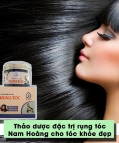 Thuốc thảo dược trị rụng tóc Nam Hoàng