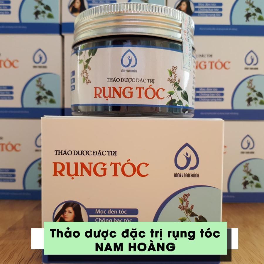 Thuốc uống trị rụng tóc thảo dược Nam Hoàng