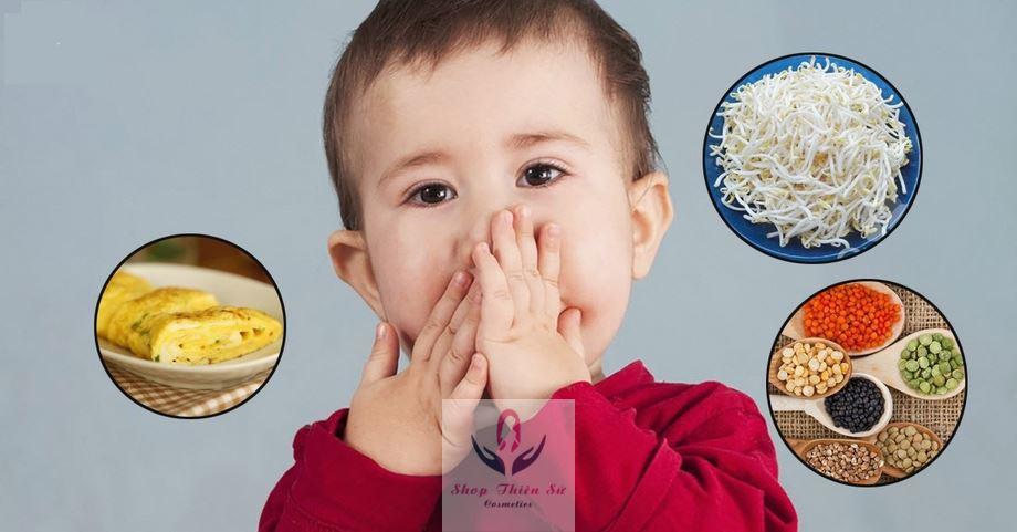 Trẻ em 10 tháng tuổi biếng ăn phải làm sao