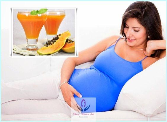 Phụ nữ mang thai ra huyết trắng nhiều