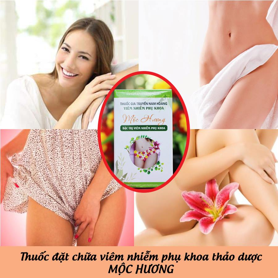 Thuốc chữa viêm lộ tuyến cổ tử cung Mộc Hương