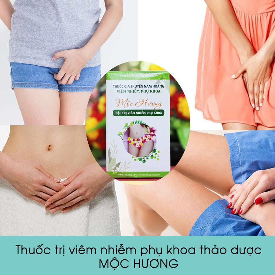 Thuốc trị viêm phụ khoa Mộc Hương