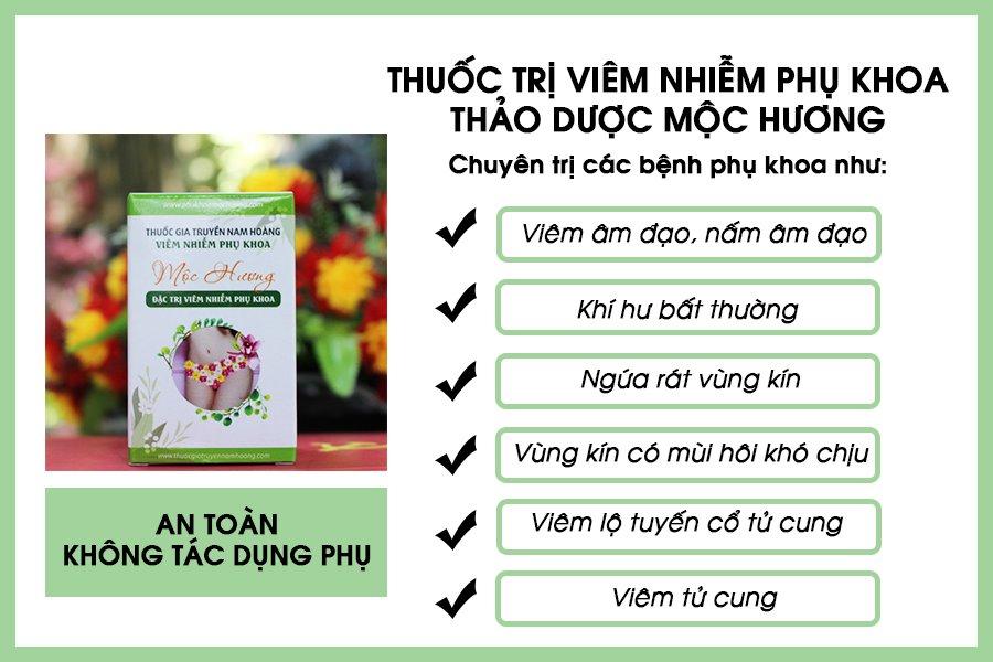 Thuốc Mộc Hương