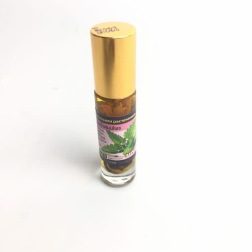 Dầu lăn tím thảo dược bạc hà Oil Balm With Herb