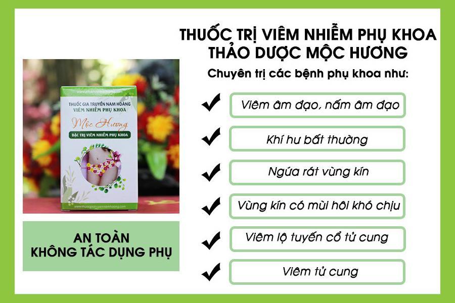 Thuốc thảo dược Mộc Hương