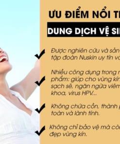 Vì sao nên chọn dung dịch vệ sinh phụ nữ scion