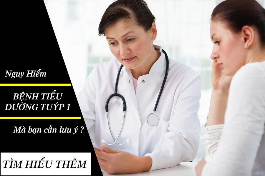 Bệnh tiểu đường tuýp 1 cần lưu ý