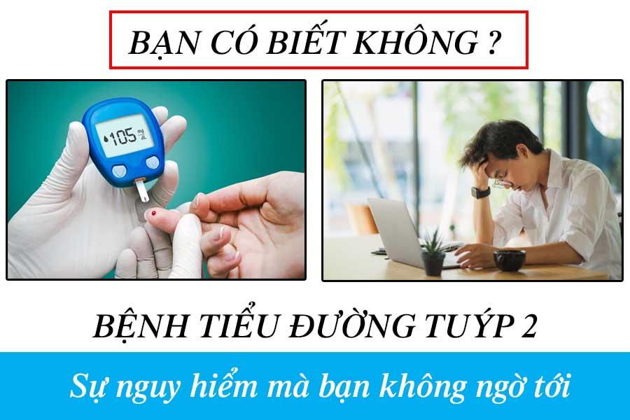 Bệnh tiểu đường tuýp 2