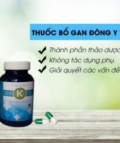 Thuốc bổ gan Đông y thảo dược thành phần thiên nhiên