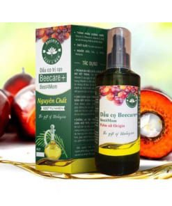 Tinh dầu cọ trị rạn da Malaysia Palm Oil Beecare