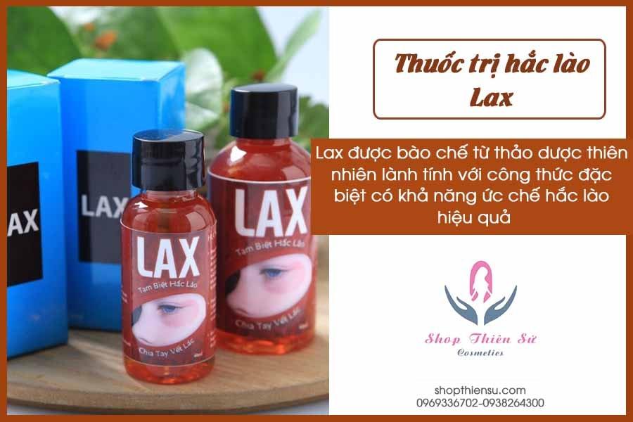 Thuốc trị hắc lào Lax