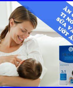 Lợi ích siêu ngũ cốc lợi sữa 3in1