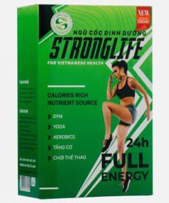 Bột ngũ cốc dinh dưỡng StrongLife