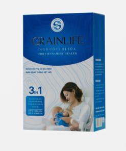 Siêu ngũ cốc lợi sữa Grainlife 3in1