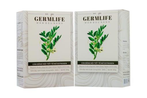 Bột mầm đậu nành Gremlife