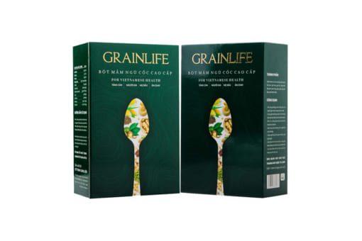 Bột ngũ cốc cao cấp GrainLife Long Liên