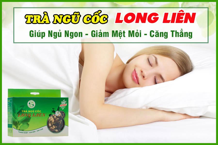 Tác dụng trà ngũ cốc Long Liên